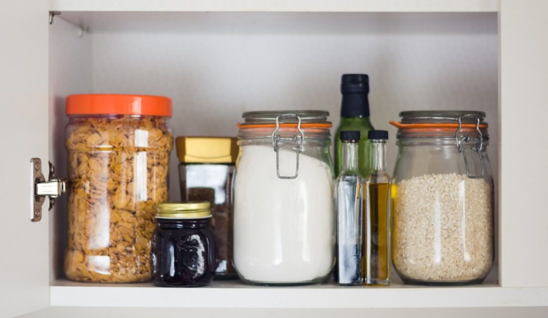 7 Foods for Your Pantry That Almost Never Go Bad