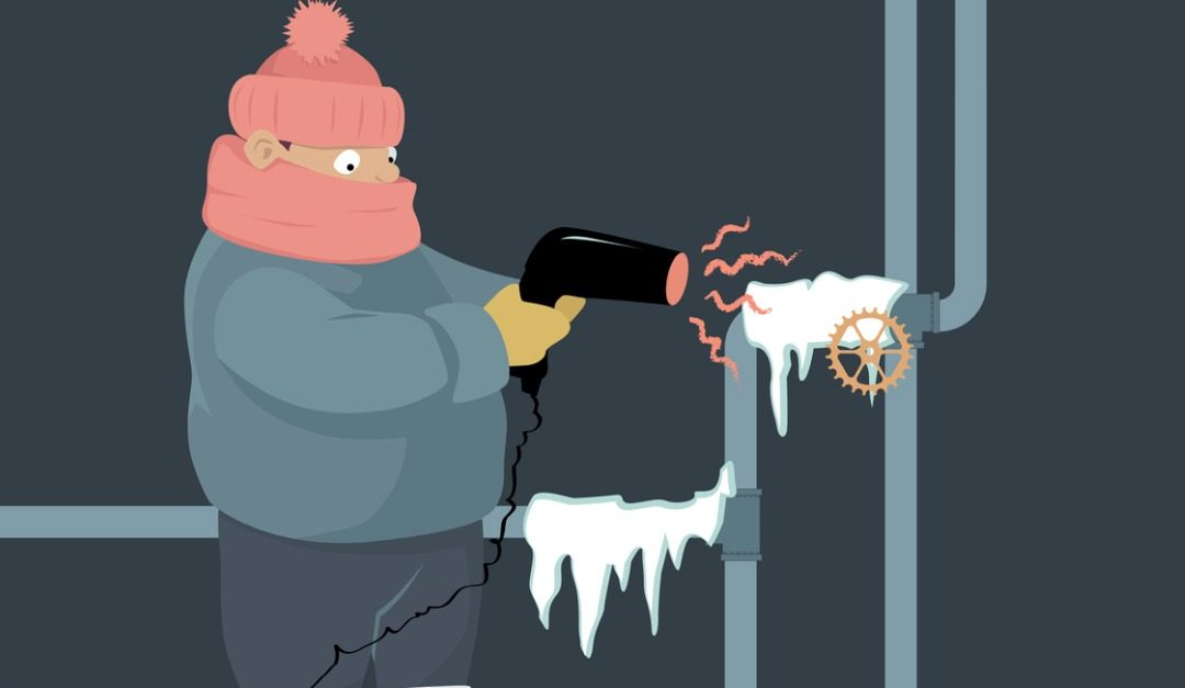 How to Prevent and Fix Frozen Pipes