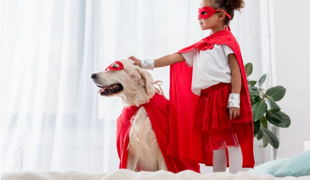 How Pets Can Teach Kids Important Values