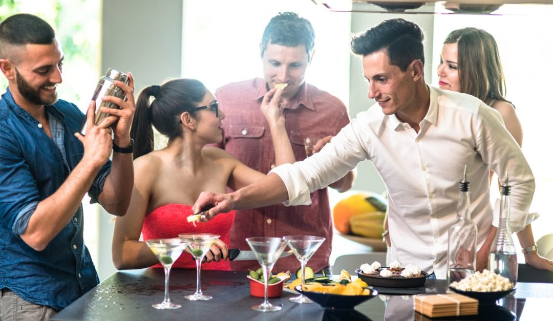 How to Stock Your Home Bar for the Holidays