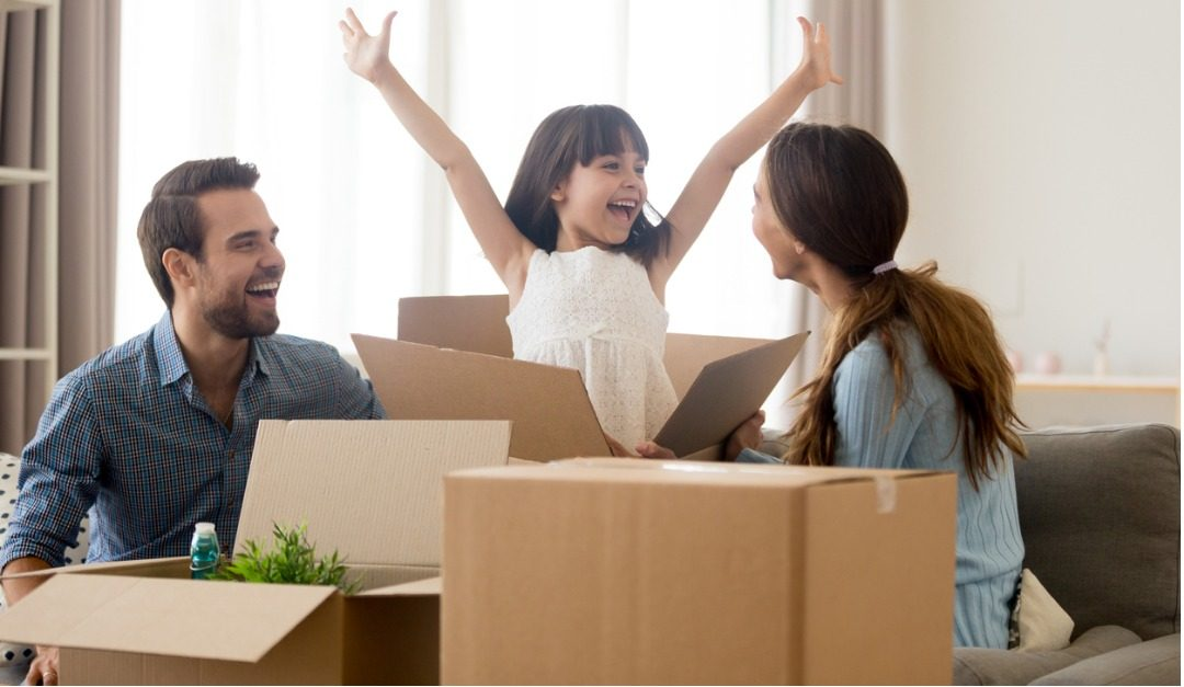 A Brief Guide to Unpacking in Your New Home