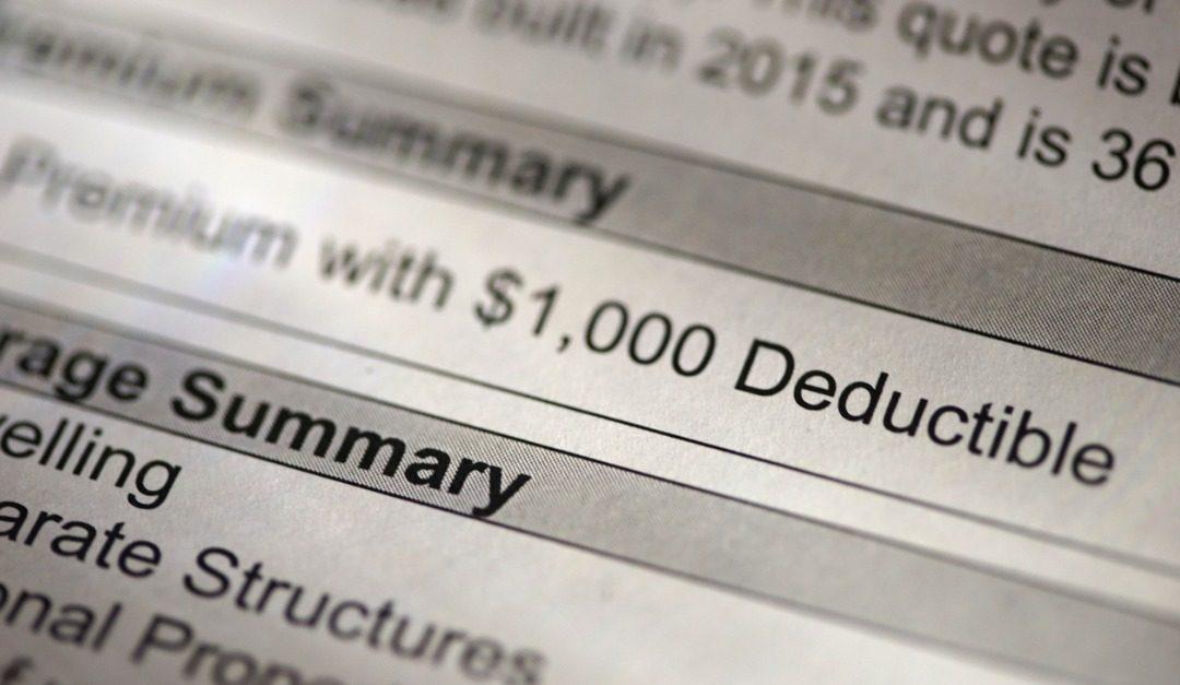 Should You Raise Your Homeowner's Insurance Deductible?