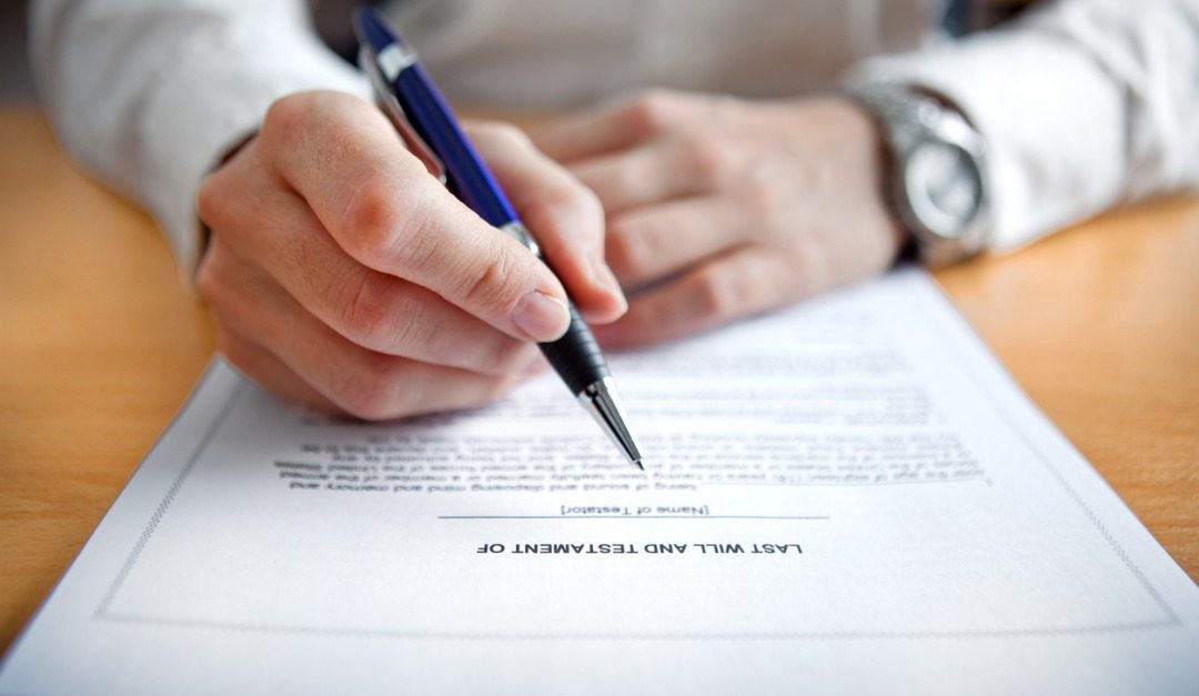 How to Choose the Right Executor for a Will