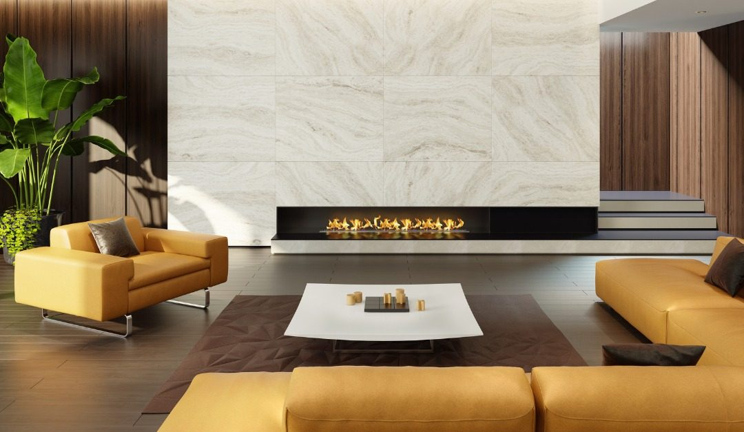 4 Stylish Fireplace Designs to Keep You Warm