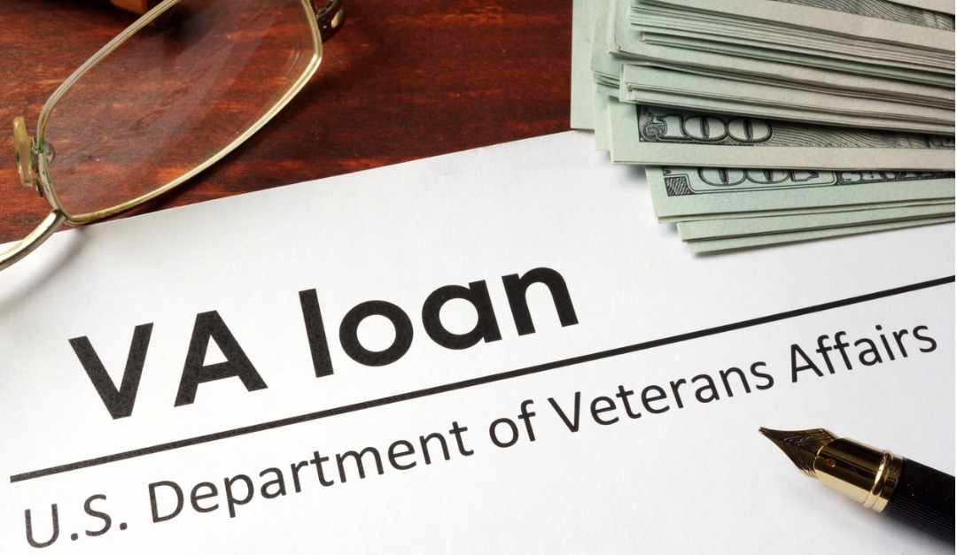 The First Big Step to Getting a VA Home Loan
