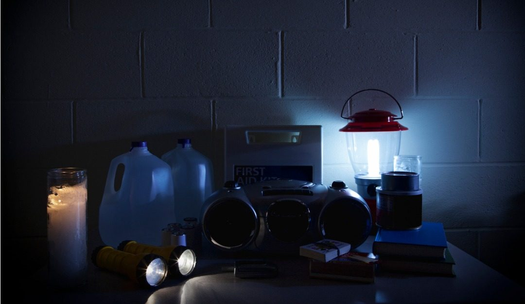 How to Prepare for a Possible Storm-Related Power Outage