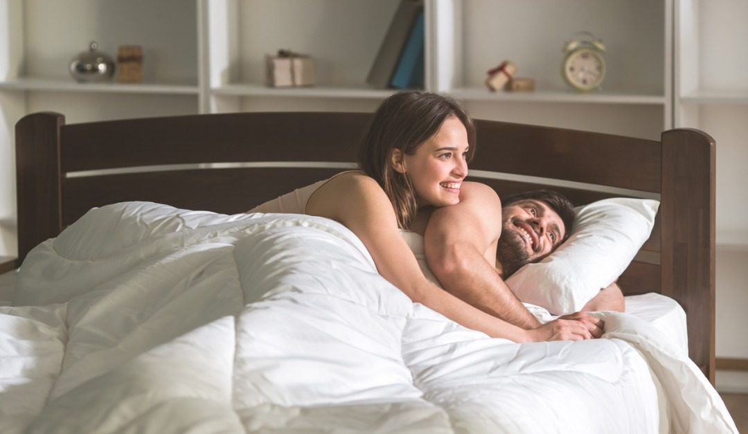 4 Reasons to Try a Weighted Blanket