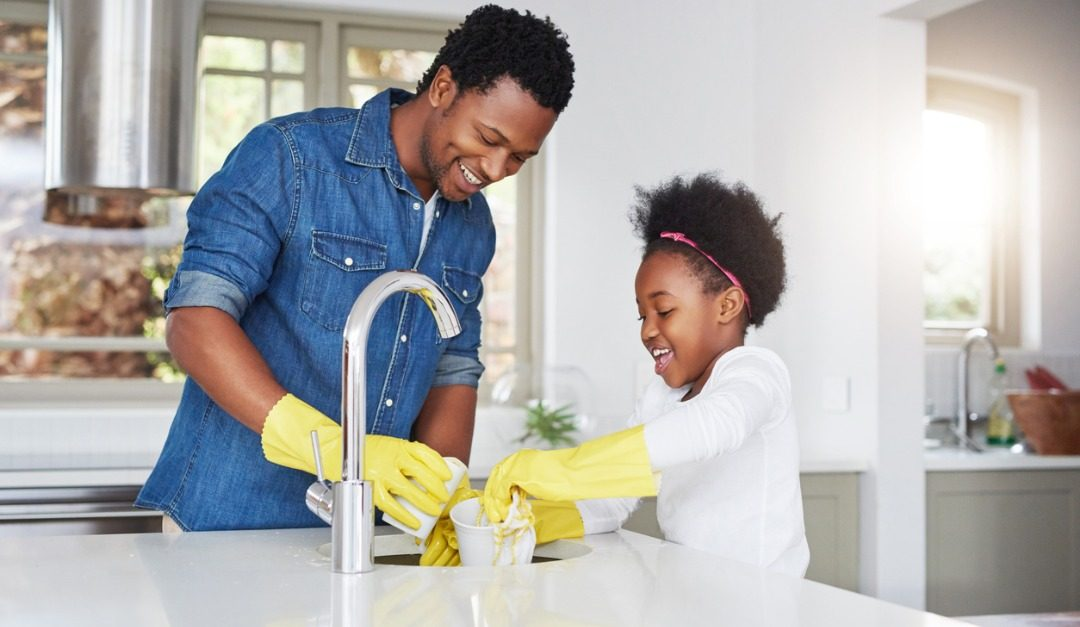 How to Keep Your House Clean If You Have Young Kids