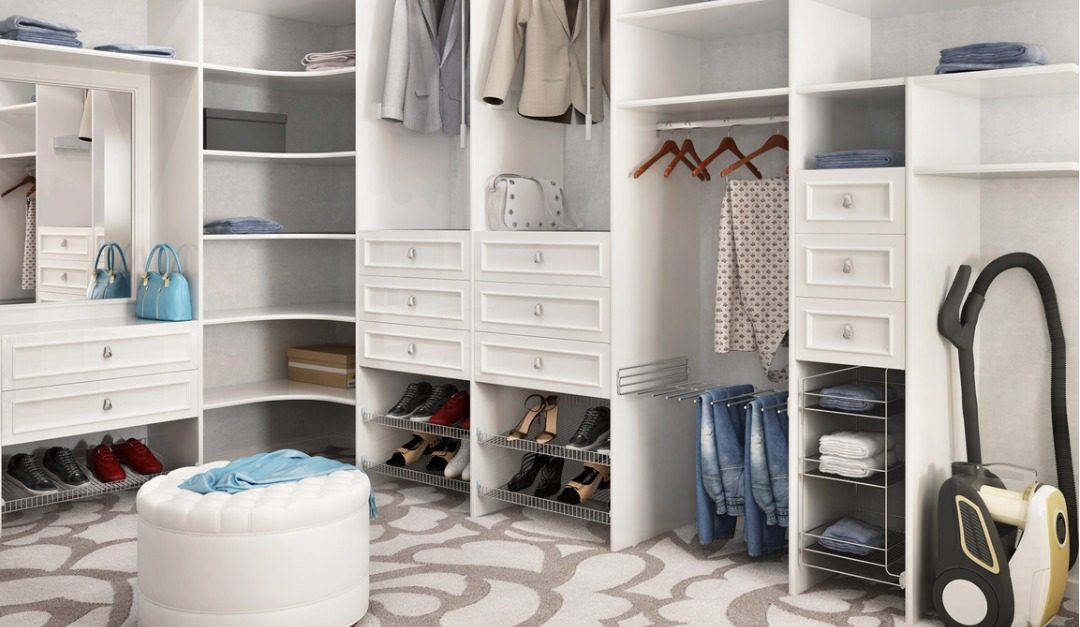 How to Add Luxury to Your Dressing Area