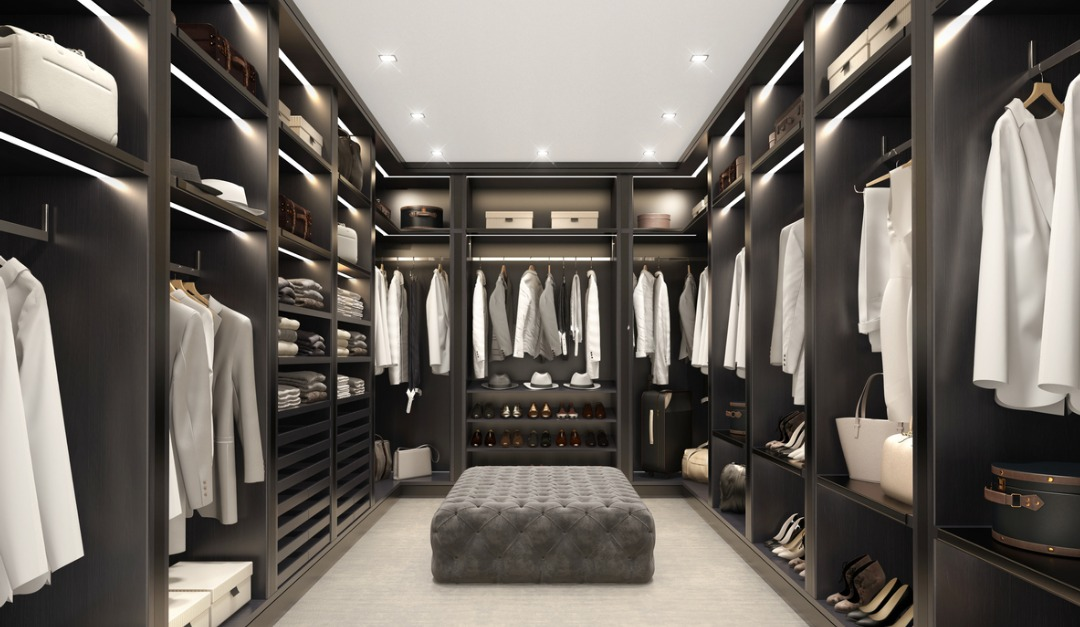 4 Tips for Creating a Luxurious Dressing Area