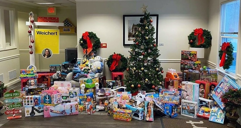 Weichert's 41st Annual Toy Drive Helps Spread Cheer to Families and Children in Need During Holidays