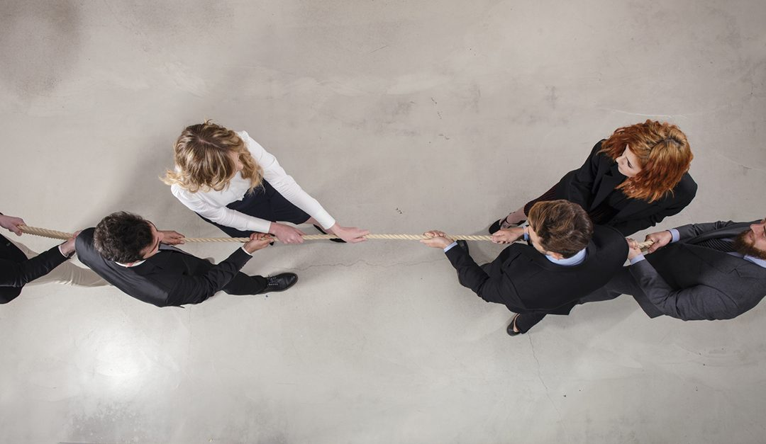 Effective Conflict Resolution With Teams