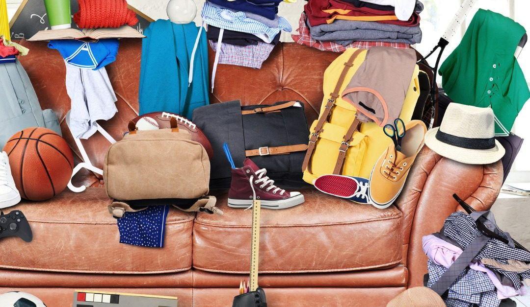 How to Keep Your House From Getting Cluttered