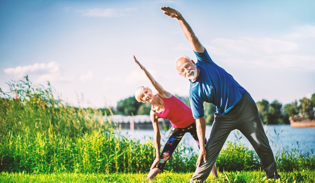Quick Tips for Staying Active as You Get Older