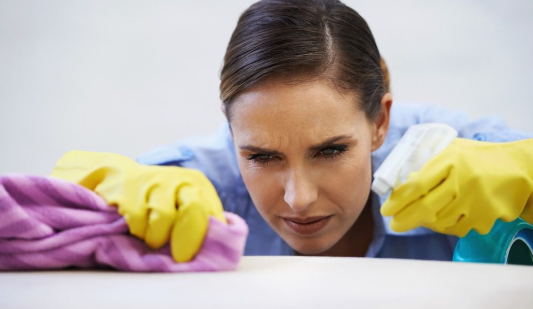 Cleaning Tips For Overwhelmed Perfectionists