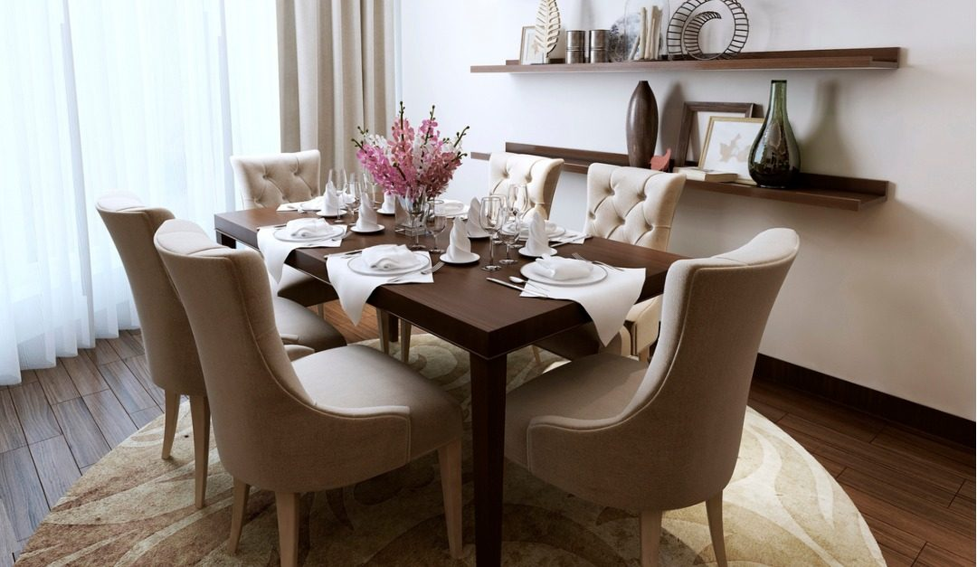 How To Stage Your Dining Room Rismedia, How To Stage Your Dining Room Table