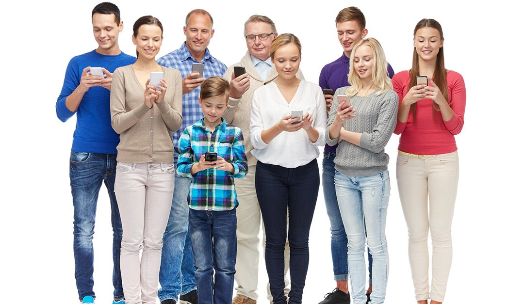 The Generational Shades of Social Media