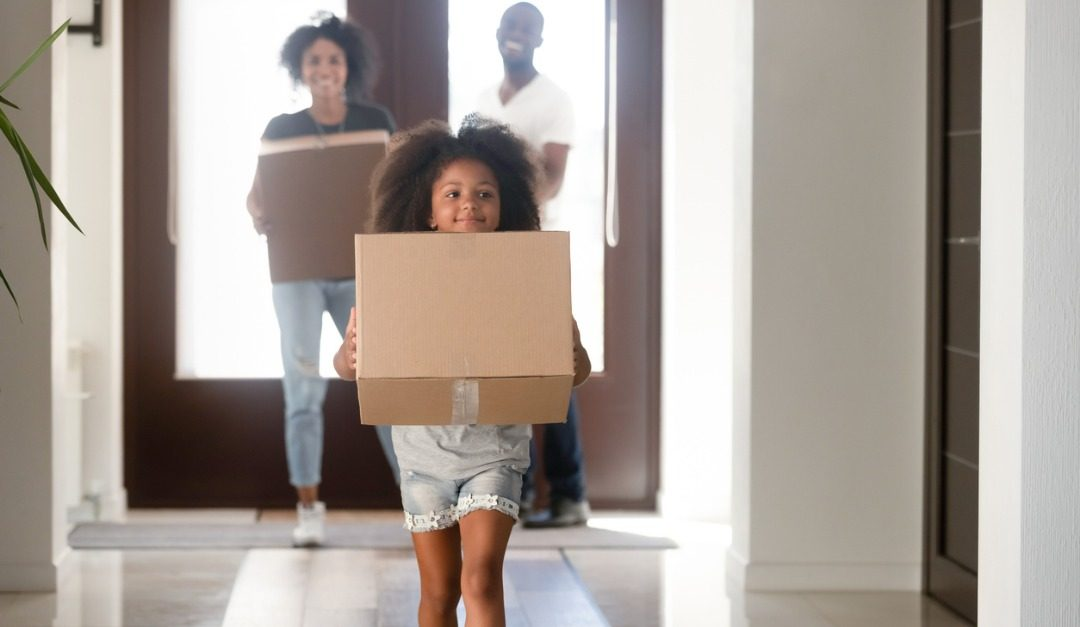 Get Your Kids Involved in the Moving Process