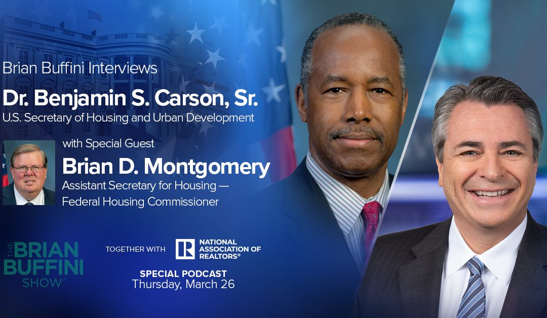 Now Available: Ben Carson Speaks With Brian Buffini
