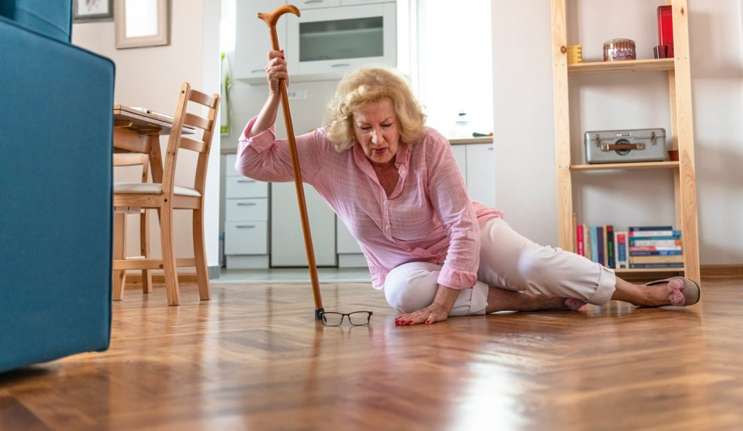 Are Your Aging Parents Safe at Home?