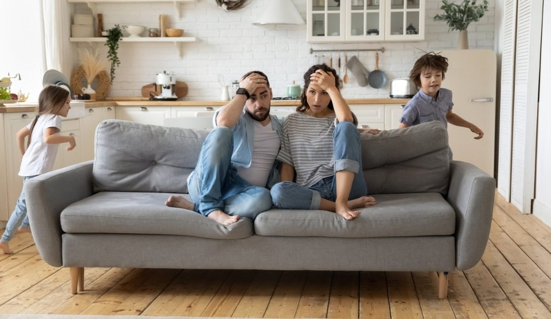 How to Manage Stress If You and Your Family are at Home Due to Coronavirus