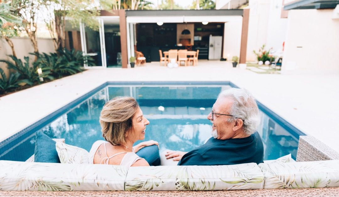How to Find the Perfect Luxury Home to Age in Place