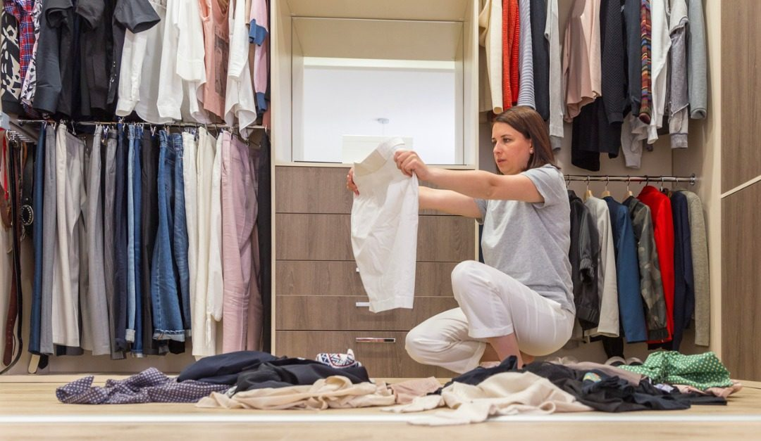 4 Tips to Masterfully Declutter Your Wardrobe