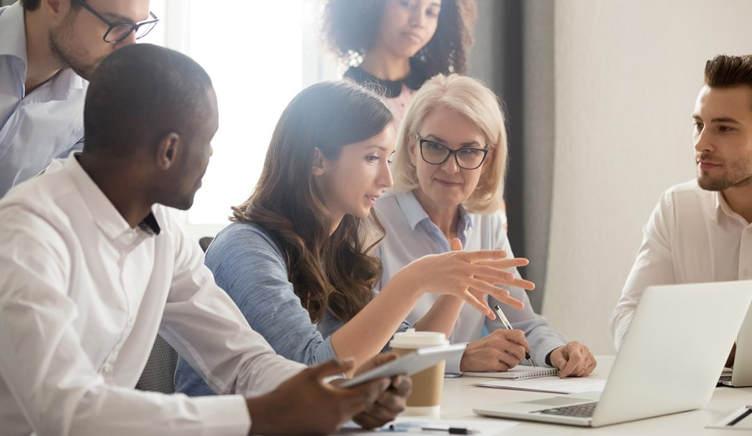 Growing Through Training and Collaboration