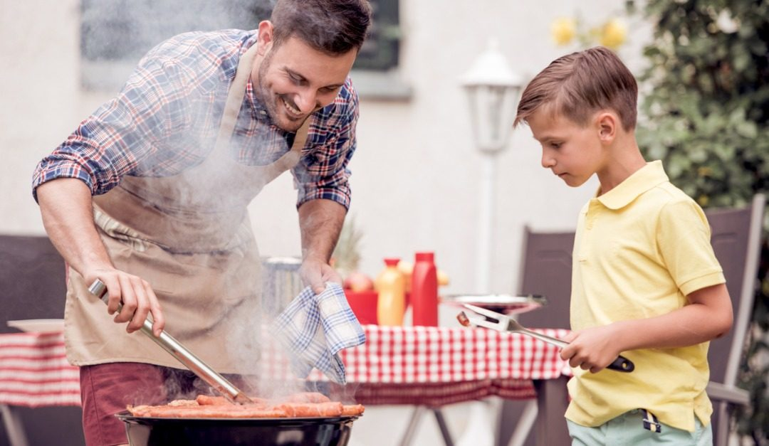 Make the Most of Warm Weather Days – in Your Own Backyard