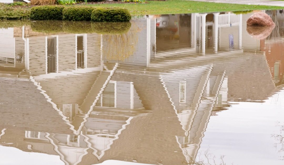 Tips for Reacting to Spring Flooding on Your Property