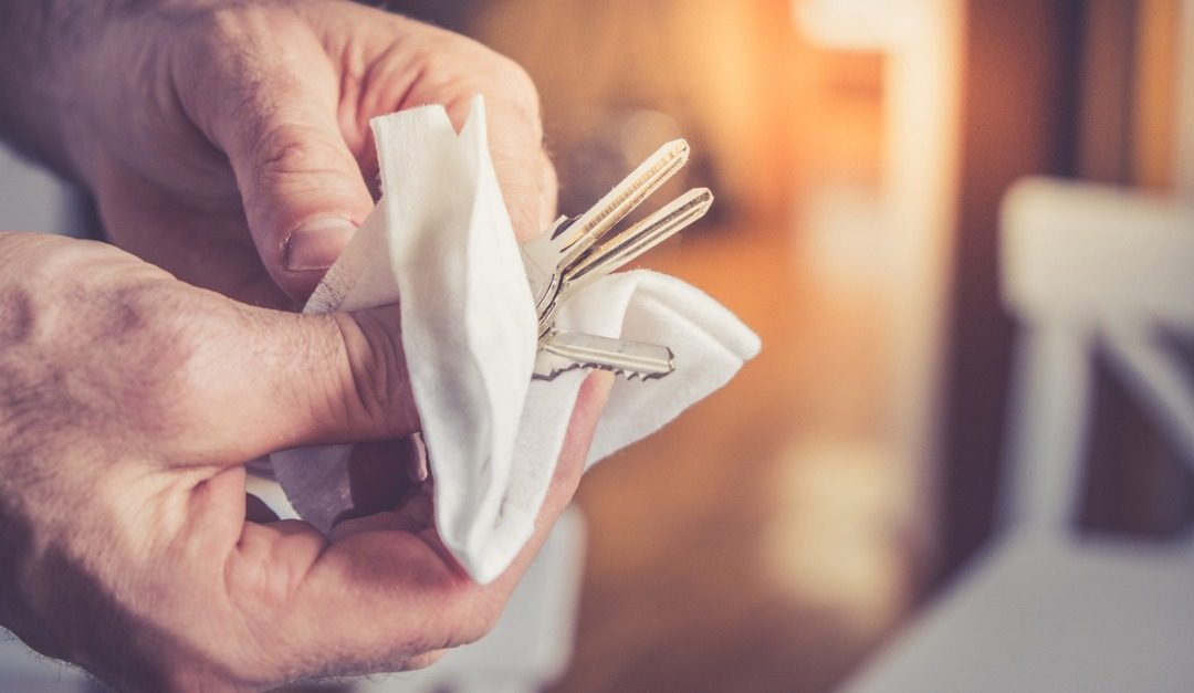 Frequently Touched Items in Your Home You Should Clean When Everyone's Sick