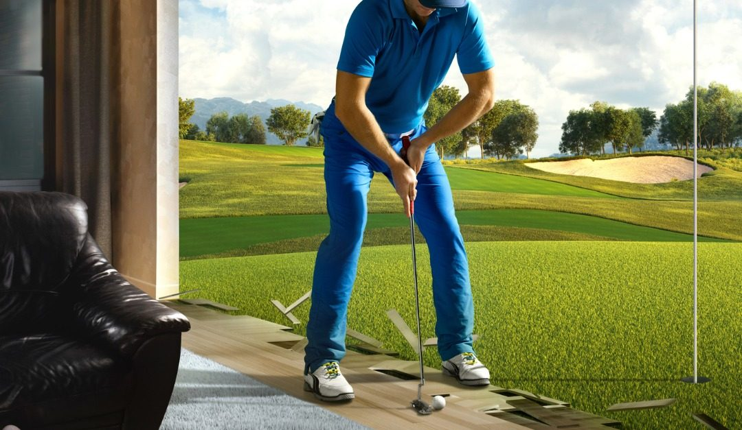 Does Your Home Need a Golf Simulator?