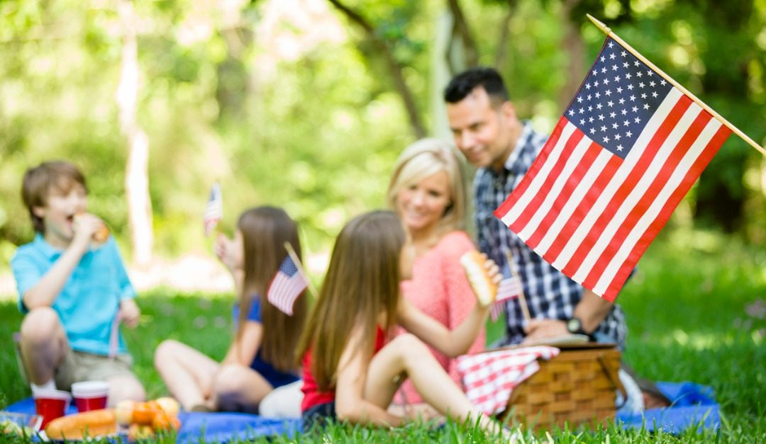 3 Ideas for a Fun and Safe Memorial Day Weekend at Home
