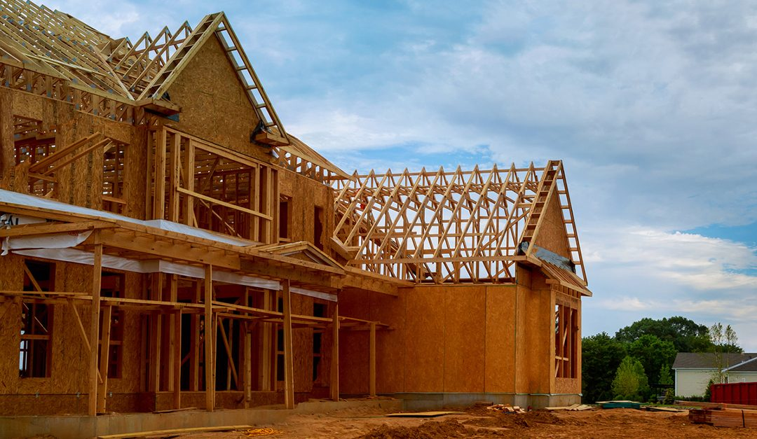 Home Construction Dips in April, COVID-19 Impacting Markets