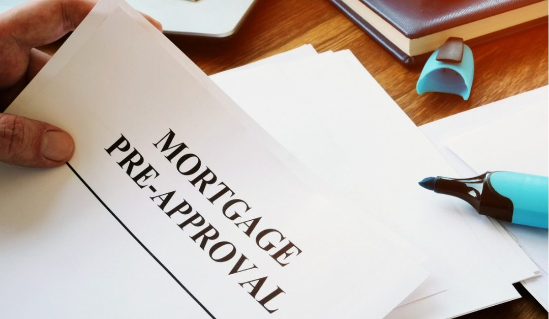 Why Being Pre-Approved for a Mortgage is so Important When Shopping for a House Now