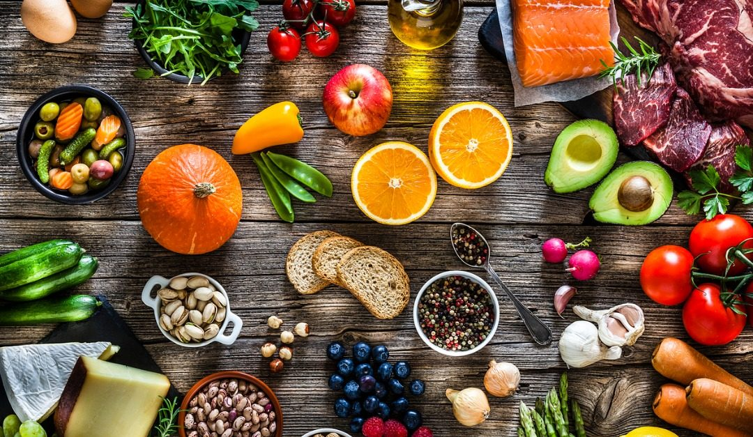 Why Good Nutrition is Particularly Important Now