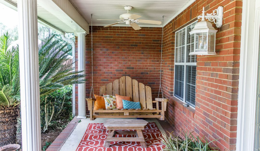 Quick Fixes for Your Front Porch