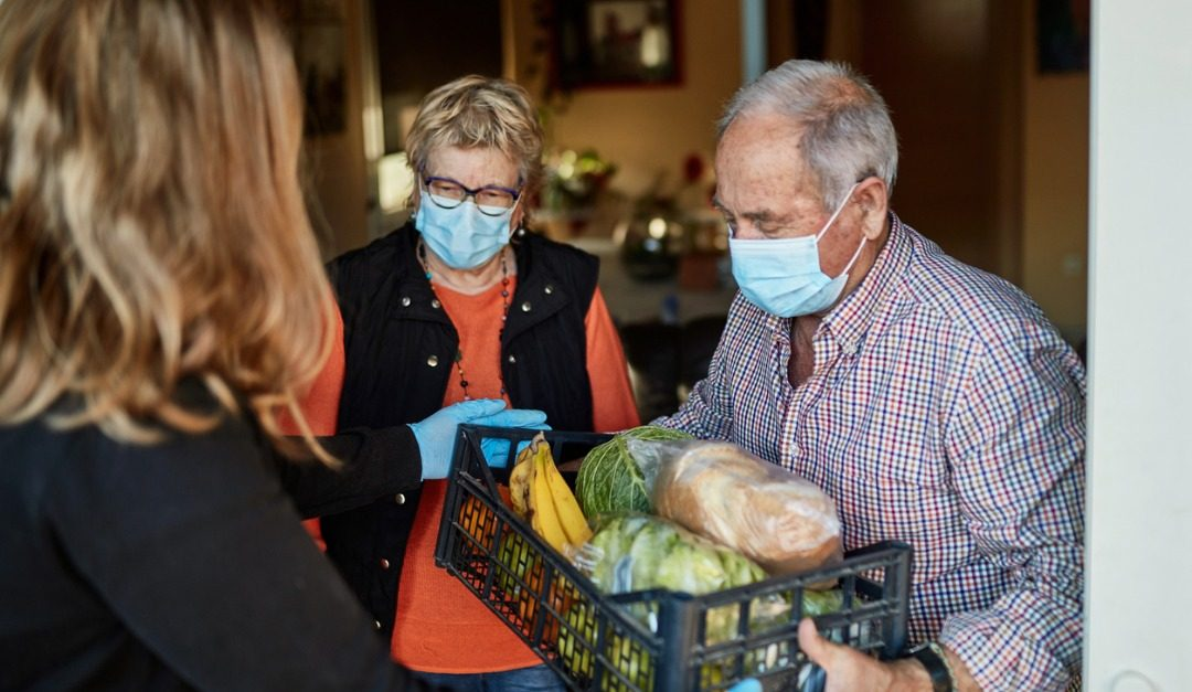 How to Help Senior Citizens Deal With the Coronavirus