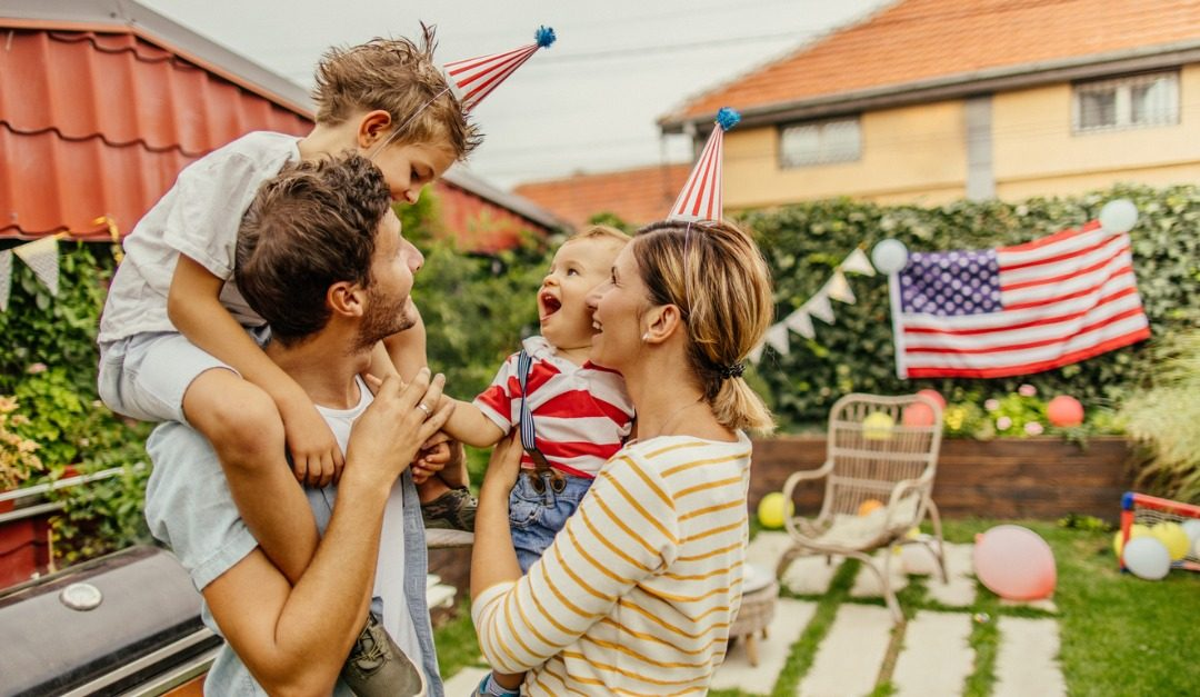 Fourth of July Fun in the Year of COVID-19