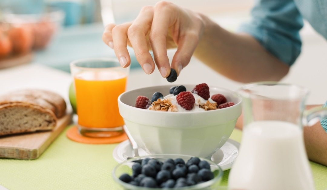 Why Eating a Nutritious Breakfast Is So Important