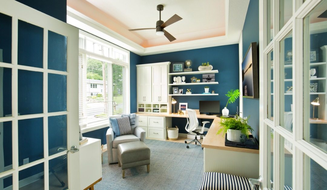 How to Find a Home With the Right Workspace