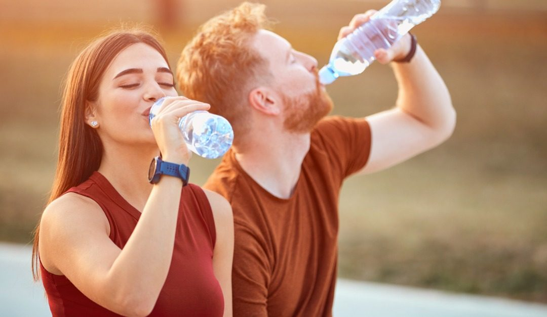 Why Drinking Plenty of Water is Important