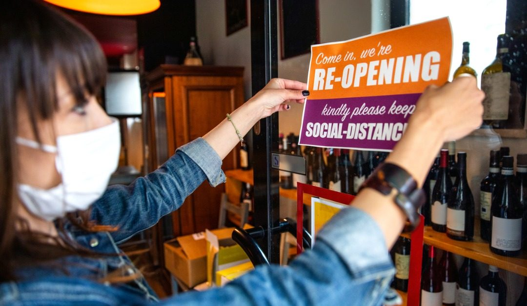 How to Stay Safe as Some Businesses Reopen