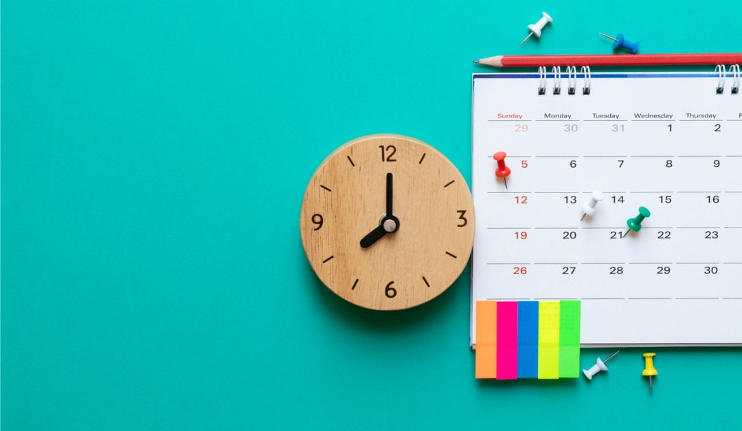 Simple Secrets to Managing Time