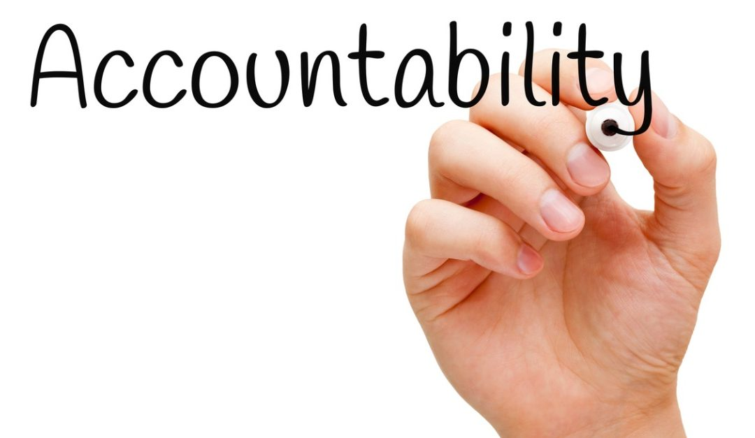 Thoughts on Leadership: A Is for Accountability