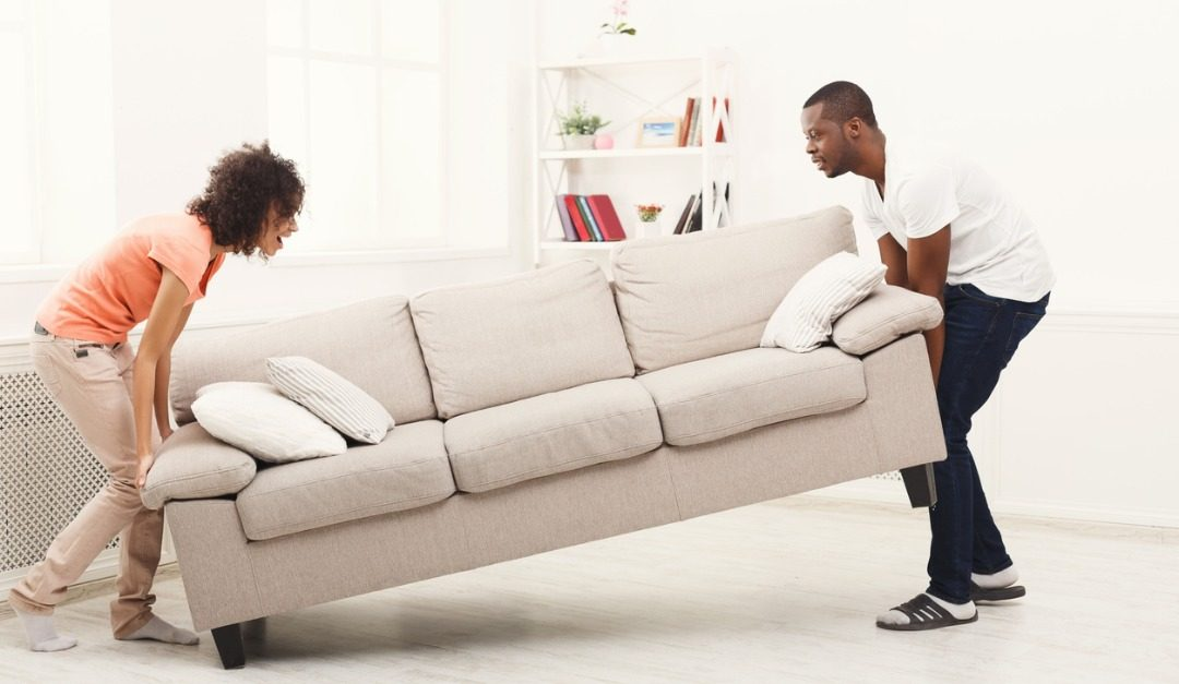 How to Avoid Damage and Injuries When Moving Furniture