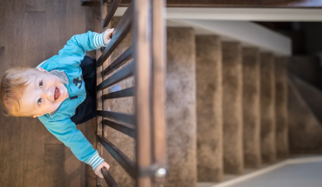 How to Make Sure Your Home Is Safe When Your Baby Is Learning to Walk