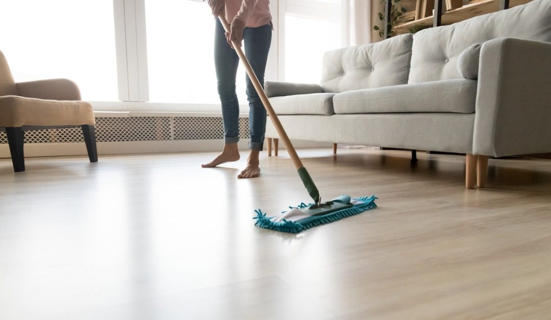 Top Tips for Caring for Your Laminate Floors