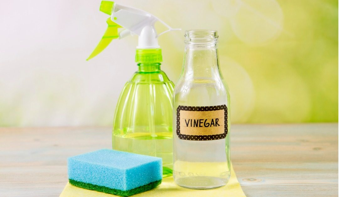 5 Spots Around the House You Can Clean Using White Vinegar