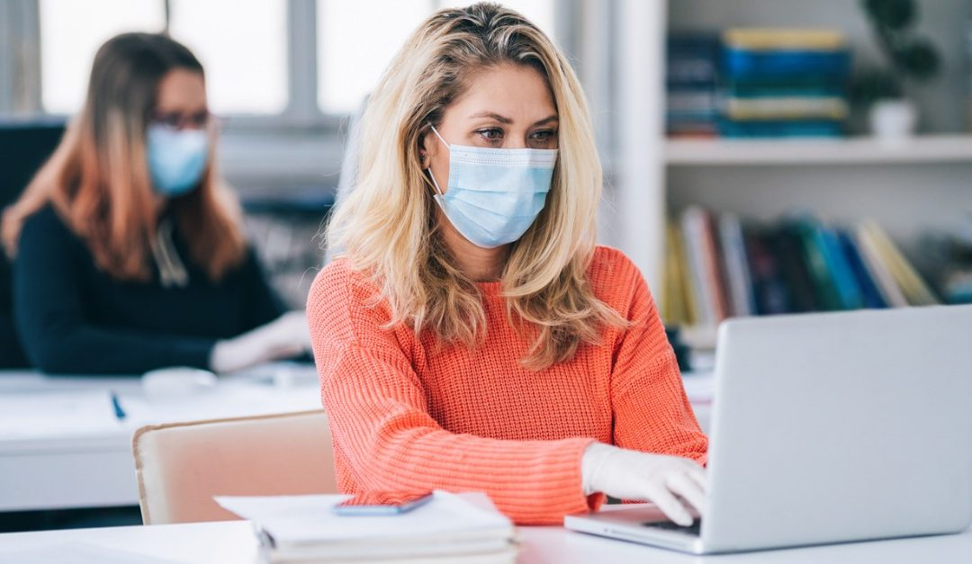 Staying Focused at Work in the Middle of a Pandemic